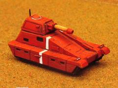 Jaeger Heavy Tank
