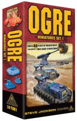 Ogre - Miniatures Set 1