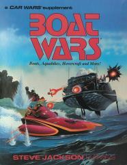 Boat Wars (2019 Edition)