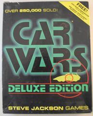 Car Wars (Deluxe, Revised Edition, 1st Printing)