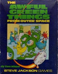 Awful Green Things from Outer Space, The (1990 Edition)