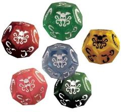 Cthulhu Dice Game (2012 Edition)