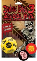 Zombie Dice 3 - School Bus