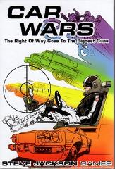 Car Wars (2nd Edition, Small Box)