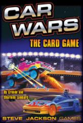 Car Wars - The Card Game (3rd Printing)