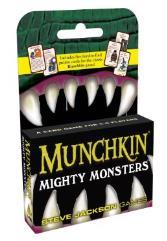Munchkin - Mighty Monsters