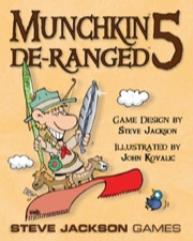 Munchkin 5 - De-Ranged (1st Edition)