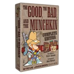 The Good, The Bad and The Munchkin - Complete Edition