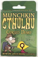 Munchkin Cthulhu - Cursed Demo