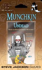 Munchkin - Undead