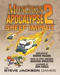 Munchkin Apocalypse 2 - Sheep Impact