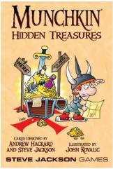 Munchkin - Hidden Treasure