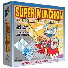 Super Munchkin (Guest Artist Edition, Art Baltazar)