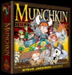 Munchkin (Guest Artist Edition, Edwin Huang)