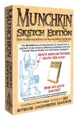 Munchkin (Sketch Edition)