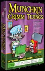 Munchkin - Grimm Tidings (Walgreens Exclusive)
