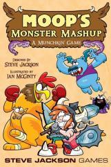 Moop's Monster Mashup (1st Printing)
