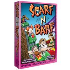 Scarf-N-Barf