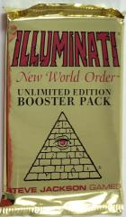 New World Order - Booster Pack (Unlimited Edition)