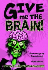 Give me the Brain! (3rd Edition)