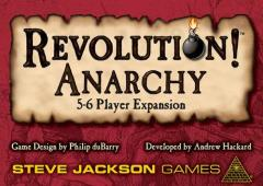 Revolution! - Anarchy, 5-6 Player Expansion