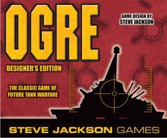 Ogre (6th Edition, 30 Pound Designer's Edition)