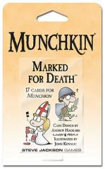 Munchkin - Marked for Death (2nd Printing)