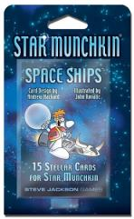 Star Munchkin - Space Ships (2nd Edition)