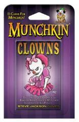 Munchkin - Clowns