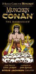 Munchkin - Conan the Barbarian