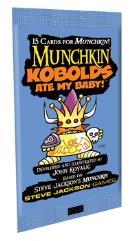 Munchkin - Kobolds Ate My Baby!