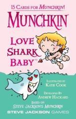 Munchkin - Love Shark Baby
