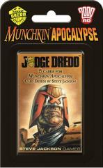 Munchkin Apocalypse - Judge Dredd Expansion