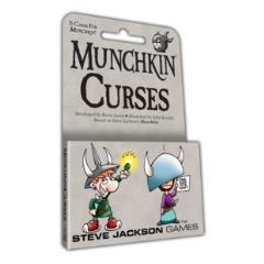 Munchkin - Curses
