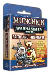 Munchkin Warhammer 40,000 - Faith and Firepower Expansion