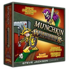 Munchkin Warhammer - Age of Sigmar
