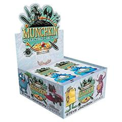 Munchkin Collectible Card Game Booster Box