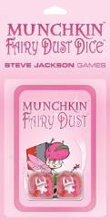 Munchkin - Fairy Dust D6 Dice (2)