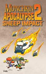 Munchkin Apocalypse 2 - Sheep Impact Journal