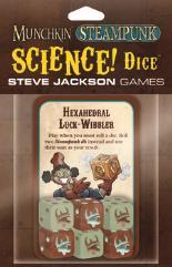 Munchkin Steampunk Science! Dice (6)