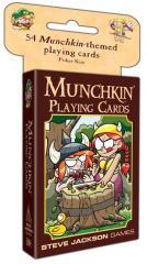 Playing Cards - Munchkin Theme