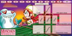 Munchkin Playmat - The Flower of Love