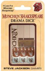 Munchking Shakespeare - Drama Dice (6)