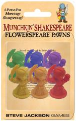 Munchkin Shakespeare - Flowerspeare Pawns