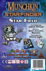 Munchkin Starfinder Star Field