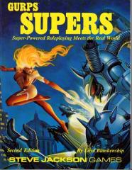Supers (2nd Edition, 1st Printing)