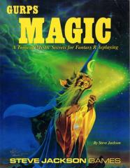 Magic (1st Edition, 2nd Printing)