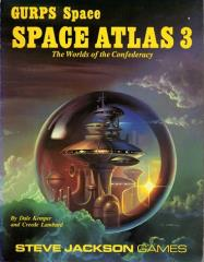 Space Atlas #3 - The Worlds of the Confederacy