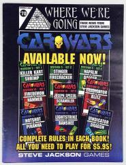 "#70 ""Free Car Wars Car - Killer Kart Ultra"""
