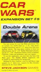 Expansion Set #5 - Double Arena